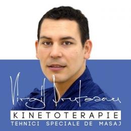 Virgil Pruteanu:  DEGETE AMORŢITE? SOLUŢIA PRIN KINETOTERAPIE MANUALĂ