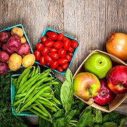 Avem nevoie de vitamine ca de aer. În ce alimente se găsesc vitaminele A, D şi E