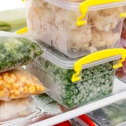 Alimentele se congelează la temperaturi de cel puțin -10ºC