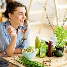 O alimentaţie potrivită poate preveni problemele de sănătate