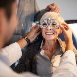 "Alzheimerul poate fi ""citit"" printr-un consult la oftalmolog"