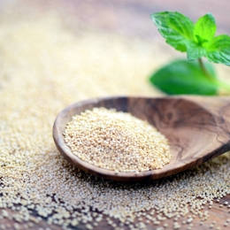 Amarantul conţine cantităţi mari de proteine şi calciu