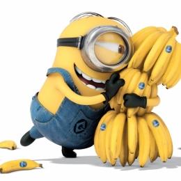 Bananele ne fac mai sănătoși și fericiți!