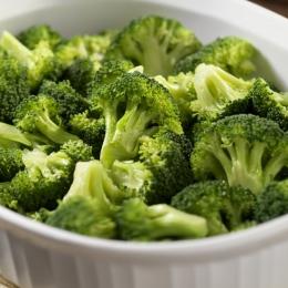 Broccoli reglează tensiunea arterială
