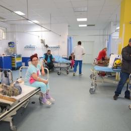 Pacienţii care ajung la Urgenţă trebuie să aibă cardul de sănătate la ei