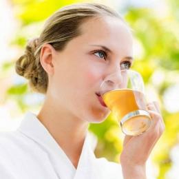 Ceaiul din coji de nucă ajută la îmbunătățirea circulației sanguine