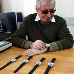 Ceasuri vorbitoare pentru nevăzătorii din Constanţa