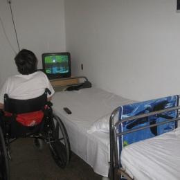 Condiţii umane de tratament la Centrul de Neuropsihiatrie de la Techirghiol