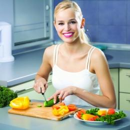 Alegeţi mâncarea gătită, dacă ţineţi post!