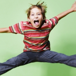 Copiii cu deficit de iod sunt hiperactivi