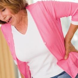 Cum se vindecă durerea bruscă, ce înţepeneşte spatele