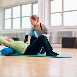 Durerile de spate vă deranjează? Faceți gimnastică!