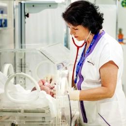Spitalul privat Euromaterna, deschizător de drumuri în îngrijirea prematurilor