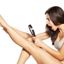 Foliculii de păr de sub piele pot fi îndepărtați