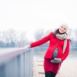 Ghidul femeii însărcinate în sezonul rece. Cum să treci mai uşor peste situaţiile neplăcute