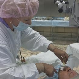 """Cele mai complicate boli oculare se tratează la Institutul """"Microchirurgia Ochiului"""""""