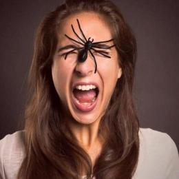 De ce se tem unii oameni de păianjeni