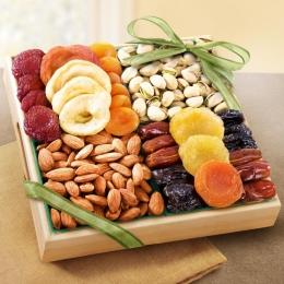 Fructele uscate, sănătate din plin