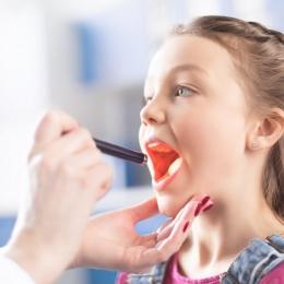 Herpangina afectează, în general, copiii de vârstă mică