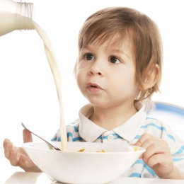 Lactatele degresate, recomandate de pediatru pentru cei mici