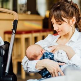 Laptele matern vă protejează bebelușul de numeroase boli