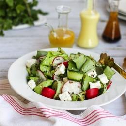 Sănătatea din bolul de salată. Ce legume sunt recomandate primăvara