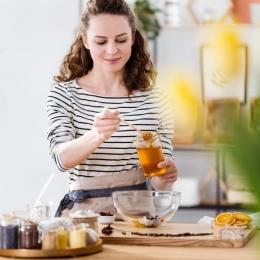 Mierea este un adjuvant excelent în tratamentul afecțiunilor respiratorii