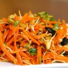Salată de morcovi