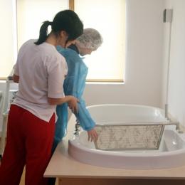 Naşterea cu plata în rate, un nou serviciul al Spitalului privat ISIS