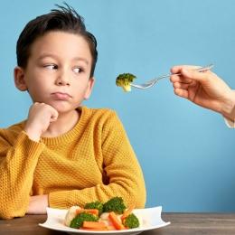 Nu mai forţaţi copiii să mănânce tot din farfurie, dacă nu vor