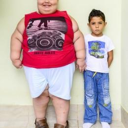 Atenție ce le dați copiilor să mănânce! Obezitatea este o boală gravă
