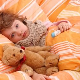 Oreionul, boală a copilăriei. Care sunt primele semne