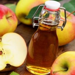 Oțetul de mere îmbunătățește condiția fizică