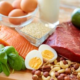 Proteinele au un rol major în repararea musculaturii