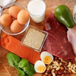 Proteinele nu trebuie să lipsească din meniu