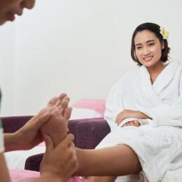 Reflexoterapia, masajul care poate vindeca întregul organism