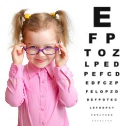 Cancerul de ochi la copii este, de obicei, moştenit