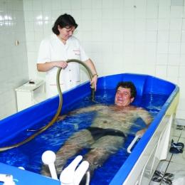 O cură la Sanatoriul Balnear Mangalia, sănătate curată!