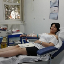 Ajutaţi-vă semenii! Se poate dona sânge şi sâmbătă