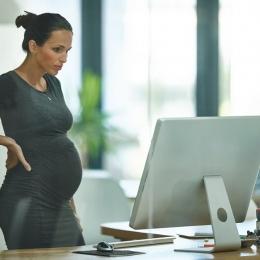 Munca în timpul sarcinii. Surse de energie şi alimentaţia recomandată