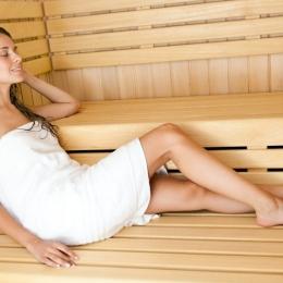 Sauna elimină toxinele din organism