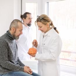 Veste bună pentru bolnavii cu scleroză multiplă