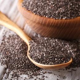 Seminţele de chia ajută viitoarele mămici
