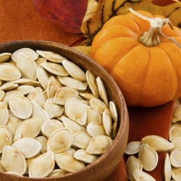 Semințele de dovleac vă ajută să dormiți mai bine