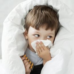 Sinuzita la copii: febră mare şi secreţii purulente