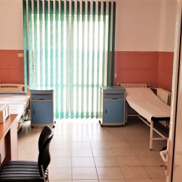 Cabinet de gastroenterologie ultramodern, la Spitalul municipal Mangalia
