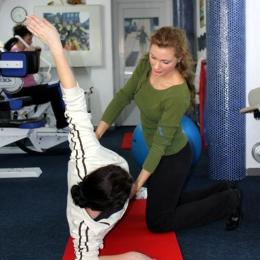 Terapie prin dans modern la Centrul de recuperare Sport Forum David Academy