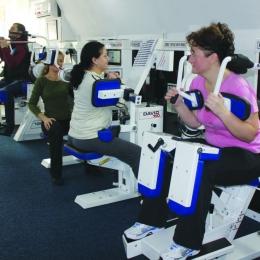 Recuperare pentru hernie de disc, în cel mai modern centru din Constanţa
