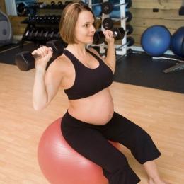 Sunteți însărcinate? Faceți mult sport!