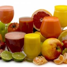 Sucurile naturale, medicament pentru organism